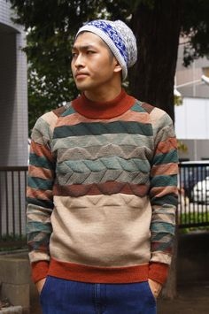 Super Ideas For Knitting Patterns Boys Sweaters Fashion Outfits Knitwear Fashion, Knit Fashion, Sweater Fashion, Men Sweater, Fashion Outfits, Knitting Patterns Boys, Knitting Designs, Big And Tall Outfits, How To Purl Knit