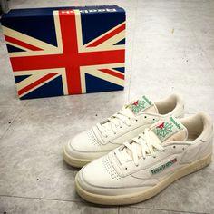 e2149101236 Reebok Club C 85 Vintage Chalk Mens Retro Casual Shoes Sneakers Trainers  Pick 1