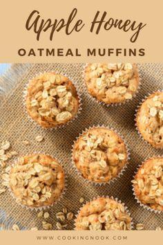 Healthy Muffin Recipes, Healthy Muffins, Healthy Baking, Snack Recipes, Healthy Yogurt, Healthier Desserts, Healthy Sweets, Cupcake Recipes, Bread Recipes