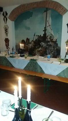 Cena dei Priori.. contrada San Domenico Legnano
