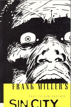 1940s crime comics best illustration - Google Search Frank Miller Sin City, Frank Miller Art, Sin City Comic, Dc Comics, Horse Books, Marvel, Illustrations, Comic Covers, Book Covers