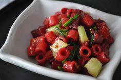 [On aime] Salade de macaroni aux betteraves  - Delices et confession @_Delices_