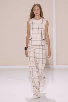 défilé Hermès printemps-été 2016