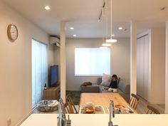 お友達のおうちをリノベーションしました ⑨ビフォーアフター編 | おうちと暮らしのレシピ      〜HOME&LIFE〜 Mirror, Furniture, Home Decor, Decoration Home, Room Decor, Mirrors, Home Furnishings, Home Interior Design, Home Decoration