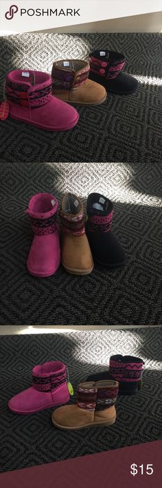 Little girl boots very comfortable Little girl boots Shoes Boots