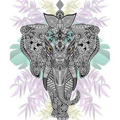 #ElephantZentangleDoodleArt #Wistitee   Vote for this #design :) Thank You!