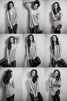Range Studio Shoot Ranging in Length and positioning. Colour or B&W roughly…