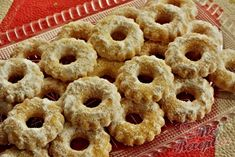 Onion Rings, Doughnut, Cereal, Breakfast, Ethnic Recipes, Desserts, Food, Cakes, Morning Coffee