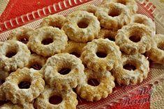 Onion Rings, Bagel, Doughnut, Cookie Recipes, Sweets, Bread, Vegan, Cookies, Breakfast