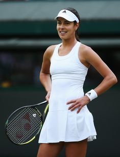 Ana Ivanovic #Wimbledon2014 #Tenis
