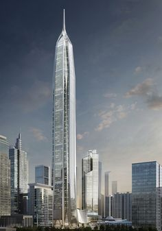 The Council on Tall Buildings and Urban Habitat keeps tabs on skyscrapers under construction around the world. Of the 10 tallest due for completion this year, six are in China, two in Dubai and one each in Seoul and Moscow