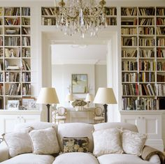 Decorating a bookshelf is a great way to scratch a decorating itch without spending a fortune!