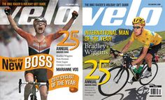 Editor's Note: Marianne Vos is Velo's 2012 International Cyclist of the Year - International Cyclist of the Year Marianne Vos, and International Man of the Year Bradley Wiggins. Velo January 2013