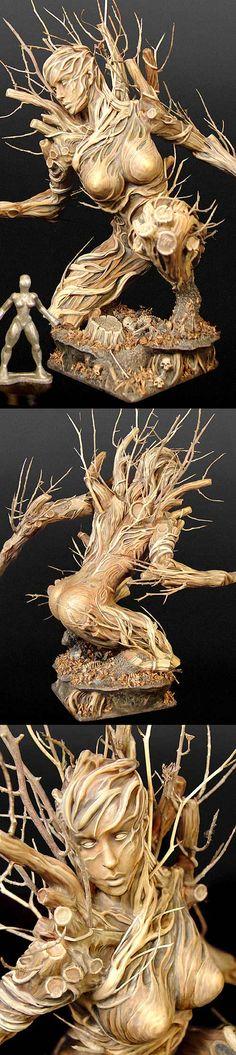 Treewoman by Sophia