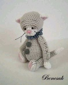 Thread Artist Cat/Benesak/ebay