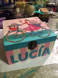 Cajita para Lucía
