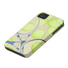Tennis phone case