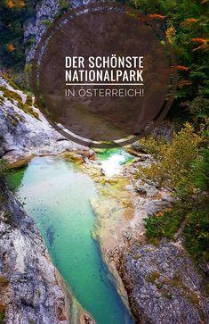 Schöne Natur im Naturpark Ötscher Tormäuer. Ist das der schönste National Park in Österreich?