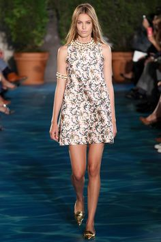 Tory Burch Spring 2014 RTW - Review - Fashion Week - Runway, Fashion Shows and Collections - Vogue