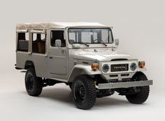 Miami's FJ Company Restores a 1981 Toyota Land Cruiser to Well More than Its Former Glory