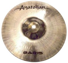 Anatolian BS 10 SPL Baris Series 10-Inch Splash Cymbal by Anatolian Cymbals. $109.99. Anatolian Baris Series cymbals always have a fresh, brillant and clear sound. Recently redesigned, Baris Series cymbals are now even more explosive. Controlled sound make this series applicable for use in almost any style of music.