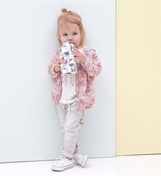 Tumble 'n Dry zomerjas Girls Fashion Clothes, Baby Girl Fashion, Fashion Kids, Little Girl Outfits, Toddler Girl Outfits, Little Girls, Moda Kids, Tumble N Dry, Baby Models