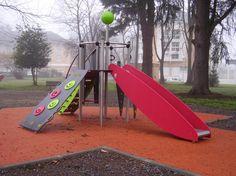zjeżdżalnia, plac zabaw, http://www.ludoparc.pl