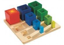 ENCASTREMENT FORMES Les cubes