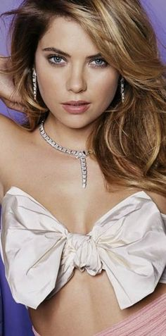 ::::    PINTEREST.COM christiancross    ::::  Ashley Benson Cosmopolitan USA 6 - Clothing, Makeup & Beauty Tips
