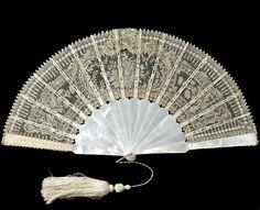 summer, georgian, victorian, fashion, bohemian, lace, dress, fan,