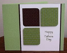 Yellowbear Stampin: Happy Fathers Day Dad