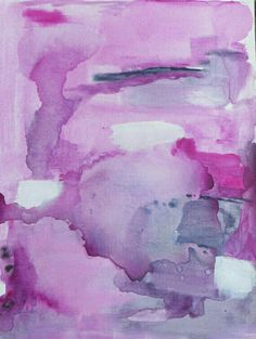"""Color of the Year """"Radiant Orchid"""" Original Abstract x Acrylic Painting on a Canvas Sheet Lavenders Blue Dilly Dilly, Balloon Shop, Orchid Color, Lavender Green, Color Of The Year, Acrylic Painting Canvas, Orchids, Art Photography, Balloons"""