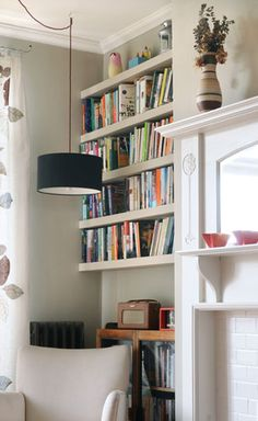 Alcove Shelves - Alice