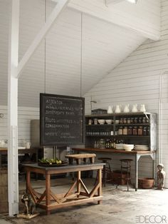 The Rustic, Raw and Refined Home of Ellen Degeneres