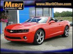 2012 Chevrolet #Camaro at #Merit #Chevrolet