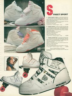 6ef871a082f991 1990-xx-xx JCPenney Christmas Catalog P247. 90s Sneakers