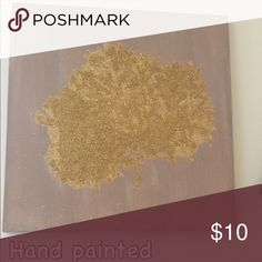 Selling this Hand painted leaf canvas on Poshmark! My username is: amichalelesko. #shopmycloset #poshmark #fashion #shopping #style #forsale #Other