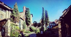 #Albi #latergram  Vue #panoramique du #cloître #SaintSalvi construit grâce Vidal de Malvesi à partir de 1270.  #patrimoine #architecture #moyenage #medieval  #instarchitecture #architectureporn #architecturelovers #trésorspatrimoine  #albitourisme #tarn #tourismetarn #tarntourisme  #igerstarn #igersalbi #france #BeautifulFrance #MagnifiqueFrance #ig_france #igersfrance #covoitart #cloister #latergram