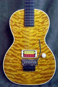 Ultra Luddite - Specimen Products #guitars #electricguitars #music