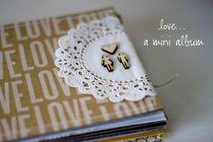 stephanie makes: love...a mini album