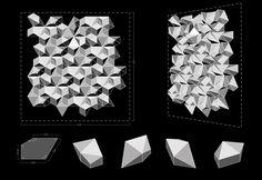 Modular pentagonal paneling system