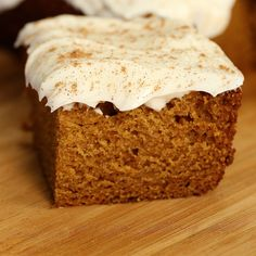 Now that we're deep into fall, it's important to have a delicious Pumpkin Bar recipe in your back pocket. Bake...