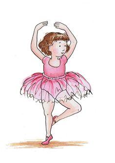 Pretty+Ballerina by+JaneHeinrichs