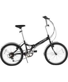 Challenge Flex 20 Inch Commuter Bike - Unisex.