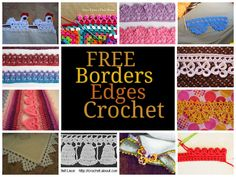 10. Free Crochet Afghans Patterns II         9. Free Crochet Shoes, Booties, Sandals, Sneakers, and Slippers Patterns for Babies  ...