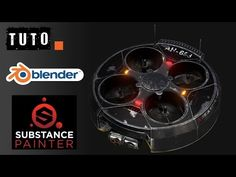 Blenderlounge - Workflow blender substance Painter (french) - YouTube