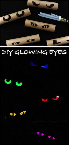 Glowing Eyes