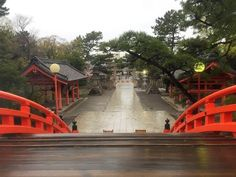 Image result for Sumiyoshi-Taisha Shrine