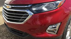 2018 Chevrolet Equinox Ltz For Sale Red Awd 18n001 Chevrolet Equinox Chevrolet Awd