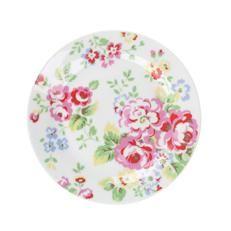 Cath Kidston - Spray Flowers Dessert Plate  sc 1 st  Pinterest & Cath Kidston - Provence Rose Set of 4 Dinner Plates | ??m????c ???c ...